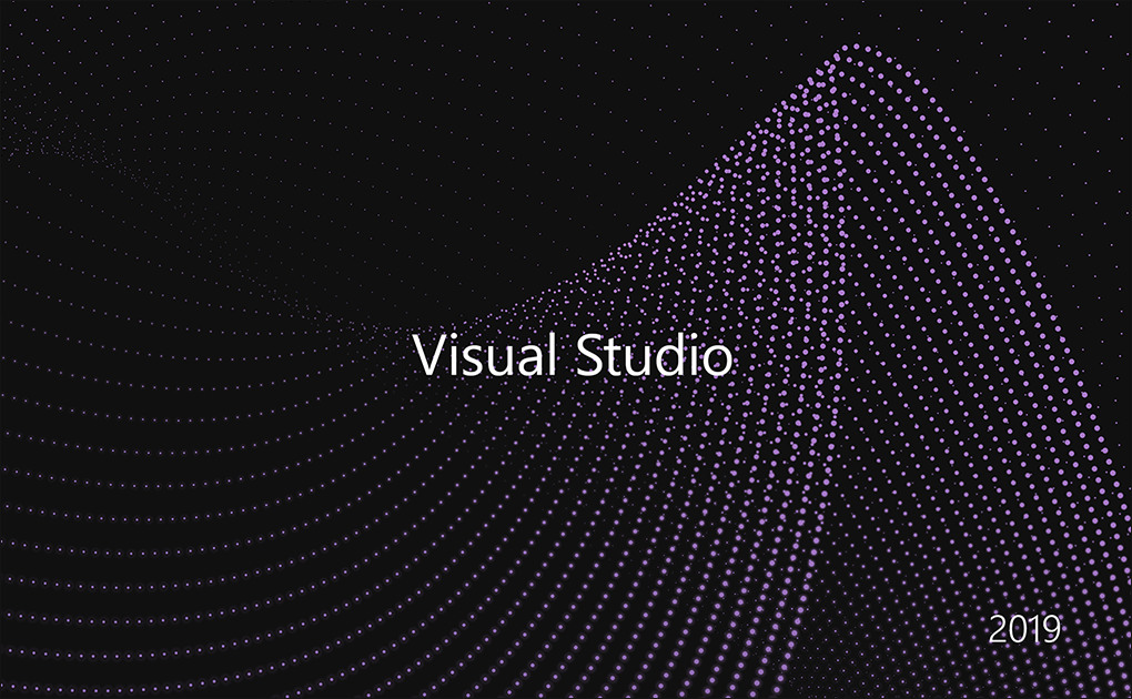 Visual Studio 2019の起動